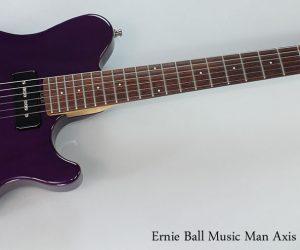 2000 Ernie Ball Music Man Axis Sport (SOLD)