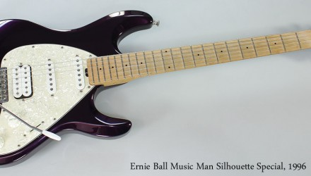 Ernie-Ball-Music-Man-Silhouette-Special-1996-Full-Front-View
