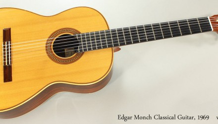 Edgar-Monch-Classical-Guitar-1969-Full-Front-View