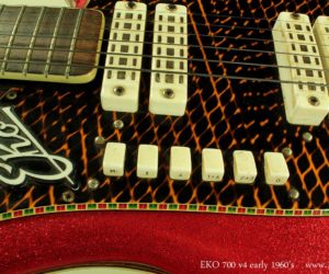 EKO 700 4V  1960's (consignment) SOLD