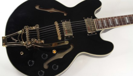 Epiphone-ES-355-Ebony-top