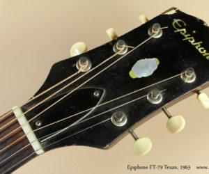 1963 Epiphone FT-79 Texan  SOLD