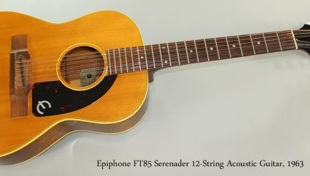 Epiphone-FT85-Serenader-12-String-Acoustic-Guitar-1965-Full-Front-View