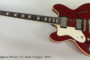 1996 Epiphone Riviera LH Made In Japan (SOLD)