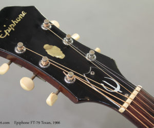 1966 Epiphone FT-79 Texan Acoustic (consignment) SOLD