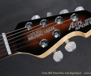 Ernie Ball Music Man Axis SuperSport SOLD