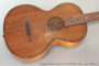 SOLD!!! 1920s European Acoustic with carved rose soundhole