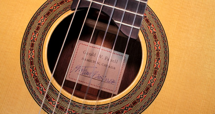 Gerald-Farrell-Hauser-Style-Classical-Guitar-2007-label