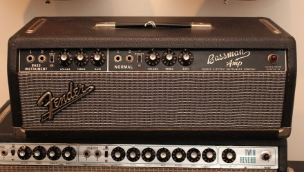 Fender-Bassman-Blackface-Amplifier-Head-1964-Full-Front-View