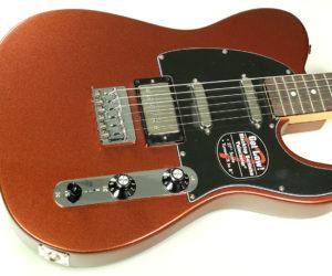 Fender 'Blacktop Baritone' Telecaster  DISCONTINUED