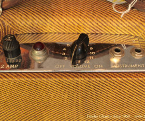 1960 Fender Champ Amplifier  SOLD