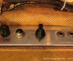 1955 Fender Champ Amplifier SOLD