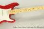NO LONGER AVAILABLE! 2012 Fender Closet Classic Stratocaster Pro Dakota Red