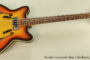 1967 Fender Coronado Bass I Sunburst (SOLD)