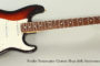 SOLD 1996 Fender Stratocaster Custom Shop 50th Anniversary