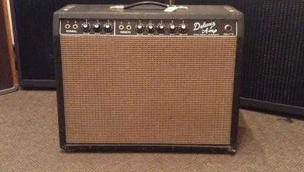 Fender-Deluxe-Amp-Blackface-1965-Full-Front-View