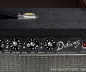 2005 Fender Deluxe VM amp (consignment) SOLD
