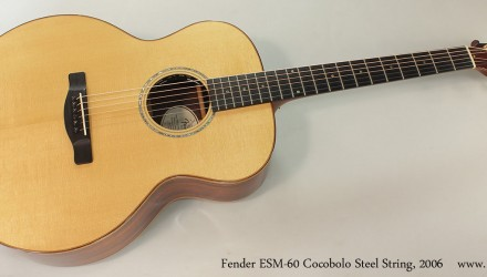 Fender-ESM-60-Cocobolo-Steel-String-2006-Full-Front-View