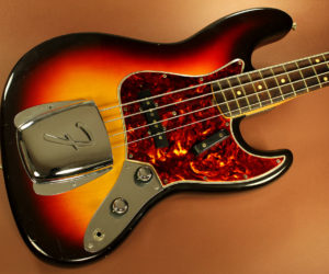Fender Jazz Bass 1961 (consignment)  SOLD