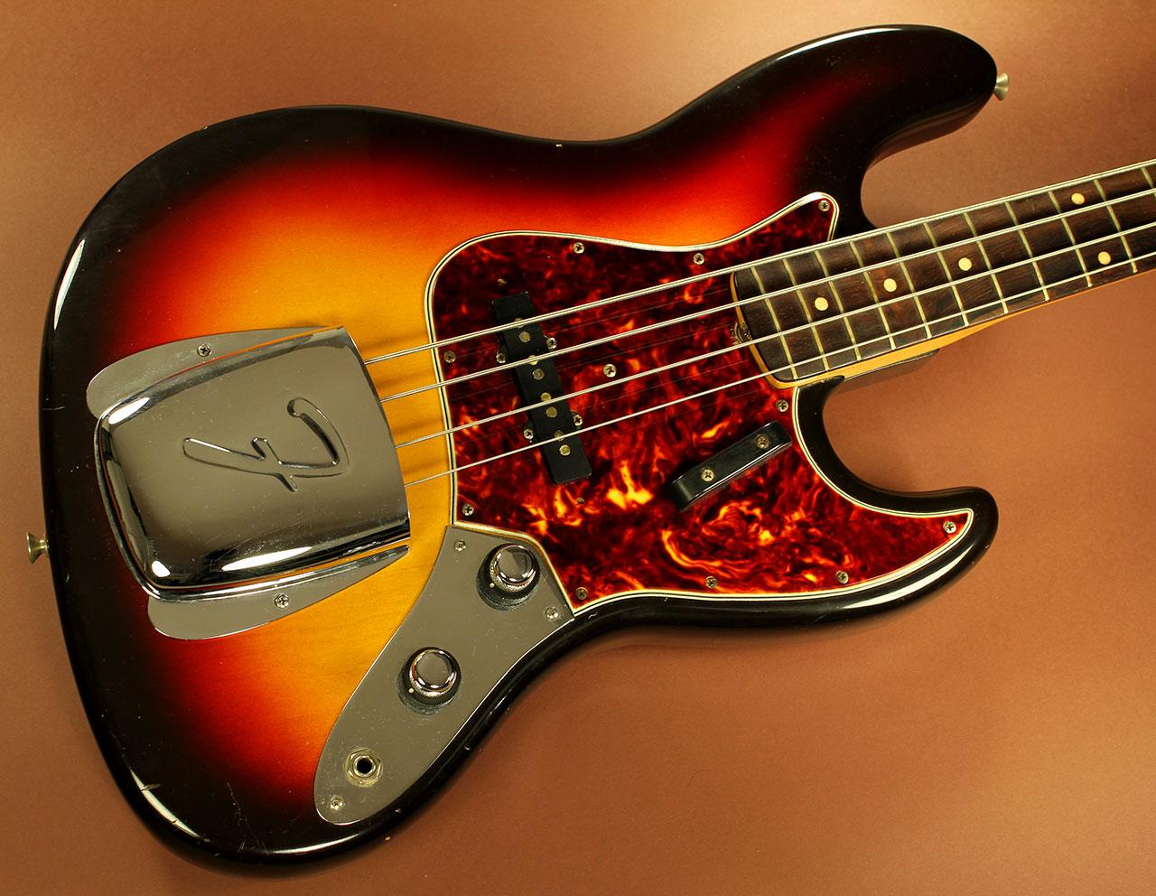 Fender Jazz Bass 1961 Www 12fret Com
