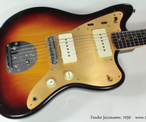 1959 Fender Jazzmaster (consignment) SOLD