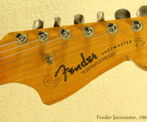 Fender Jazzmaster 1964 (consignment)  SOLD