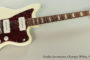 1966 Fender Jazzmaster, Olympic White (SOLD)