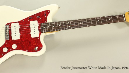 Fender-Jazzmaster-White-Made-In-Japan-1994-Full-Front-View