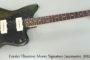 2012 Fender Thurston Moore Jazzmaster (SOLD)