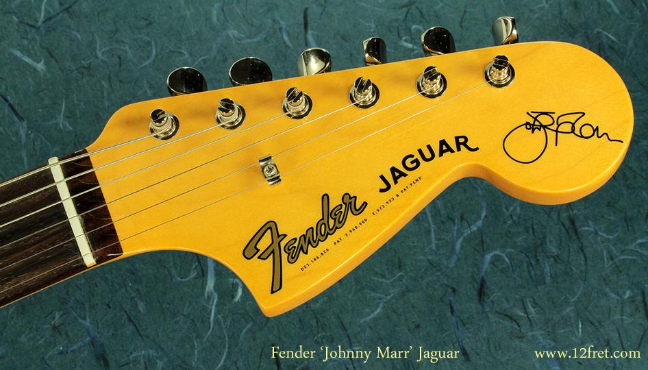 Fender Johhny Marr Jaguar Head Front: Johnny Marr Fender Jaguar Wiring At Shintaries.co