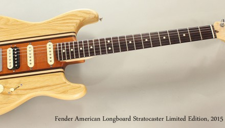 Fender-American-Longboard-Stratocaster-Limited-Edition-2015-Full-Front-View