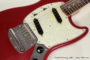 1966 Dakota Red Fender Mustang (consignment) NO LONGER AVAILABLE