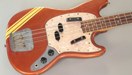 Fender-Mustang-Bass-Competition-Red-1970-Top