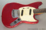 1965 Fender Mustang, Red  SOLD