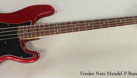 Fender-Nate-Mendel-P-Bass-2013-Full-Front-View