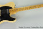 NO LONGER AVAILABLE! 2010 Fender Nocaster Custom Shop Relic