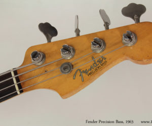 1963 Fender Precision Bass  SOLD