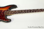 SOLD!!! 1965 Fender Precision Bass Sunburst