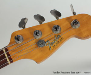 Fender Precision Bass 1967  (consignment) Sold
