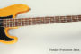 SOLD!!! 1970s Fender Precision Bass