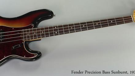 Fender-Precision-Bass-Sunburst-1972-Full-Front-View