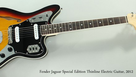 Fender-Jaguar-Special-Edition-Thinline-Electric-Guitar-2012-Full-Front-View
