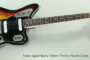 2012 Fender Jaguar Special Edition Thinline Electric Guitar  SOLD