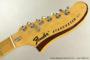 1976 Fender Starcaster Sunburst  SOLD