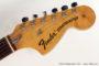 1972 Sunburst Fender Stratocaster  SOLD