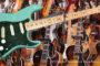 1973 Fender Stratocaster Aqua  SOLD
