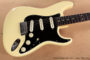 1974 Fender Stratocaster Refinished White No Longer Available