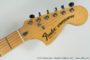 Fender Stratocaster 'Hardtail' Sunburst 1977 (consignment) Sold