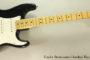 SOLD!!! 1974 Fender Stratocaster Hardtail Black REDUCED!