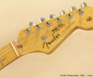 1954 Fender Stratocaster (consignment)  SOLD